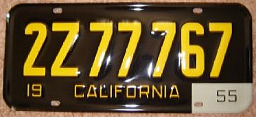 James Dean plate