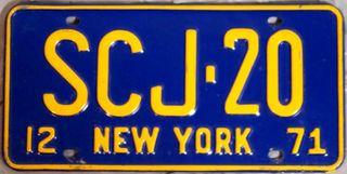 Nyscj-71 schaller